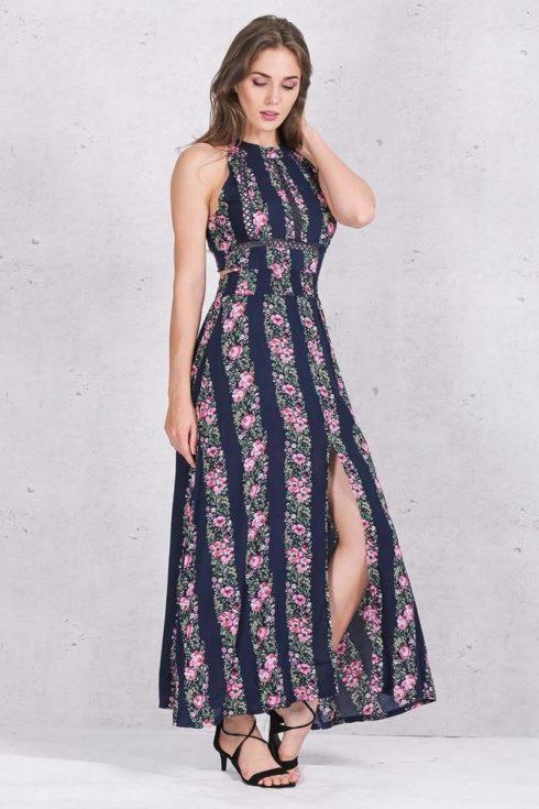 vestido de ver%C3%A3o longo 490x735 Vestidos de Verão : Modelos doces e Encantadores, confira