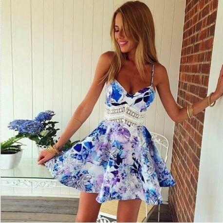 vestido de verao de alcinha 3 Vestidos de Verão : Modelos doces e Encantadores, confira