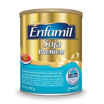 Enfamil Soja Premium Tipos de Leite Enfamil Leite Formula para Bebê