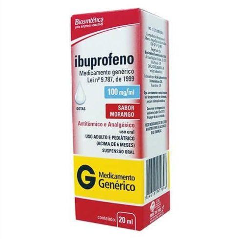 Ibuprofeno gotas 100 mg ml 490x490 Remédio Infantil para Febre e dor no Corpo, Nomes