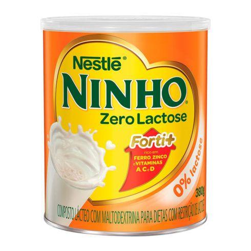 Ninho Zero Lactose 490x490 Tipos de Leite Ninho para Bebê e Crianças Pequenas