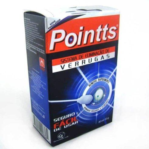 Pointts 490x490 Pomada para Verrugas no Rosto e Verruga Genital, Nomes