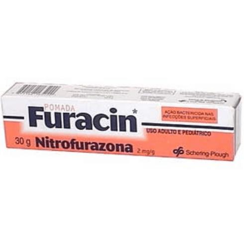 Pomada Furacin Nitrofurazona 490x490 Pomada para Piodermite em Crianças e Adultos, Tratamento