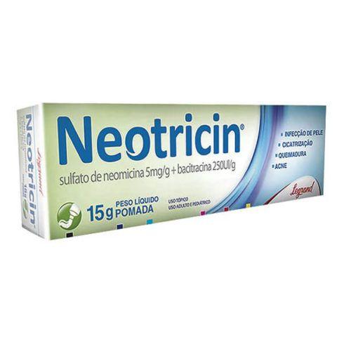 Pomada Neotricin 490x490 Pomada para Piodermite em Crianças e Adultos, Tratamento