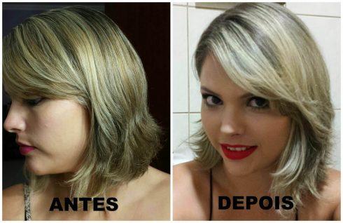 antes e depois umectacao capilar 2 490x318 Umectação Capilar para cabelos mais bonitos e Saudáveis