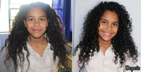 antes e depois umectacao capilar 4 490x252 Umectação Capilar para cabelos mais bonitos e Saudáveis