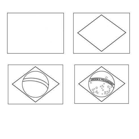 imagem 10 1 490x490 Atividades da Bandeira do Brasil para Imprimir, confira