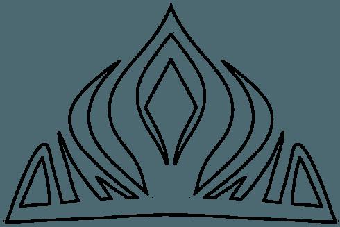 imagem 10 3 490x327 Molde de Coroa para Imprimir, atividades de Artes