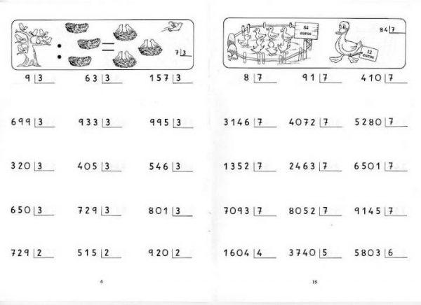 Entendendo Dividendo Divisor resultado e resto, Matemática
