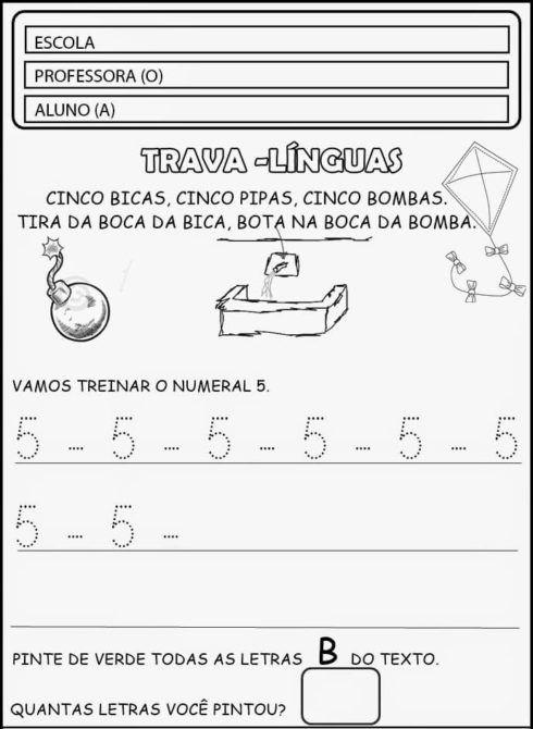 imagem 11 6 490x670 Atividades Trava Língua Infantil para baixar e Imprimir