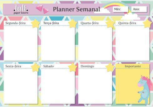 imagem 12 490x345 Tabela de planejamento semanal para Imprimir, Modelos
