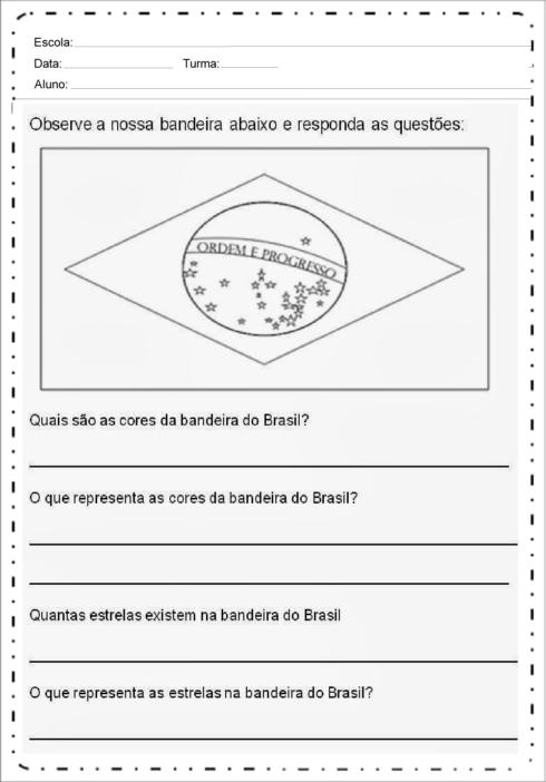 imagem 12 490x702 Atividades da Bandeira do Brasil para Imprimir, confira