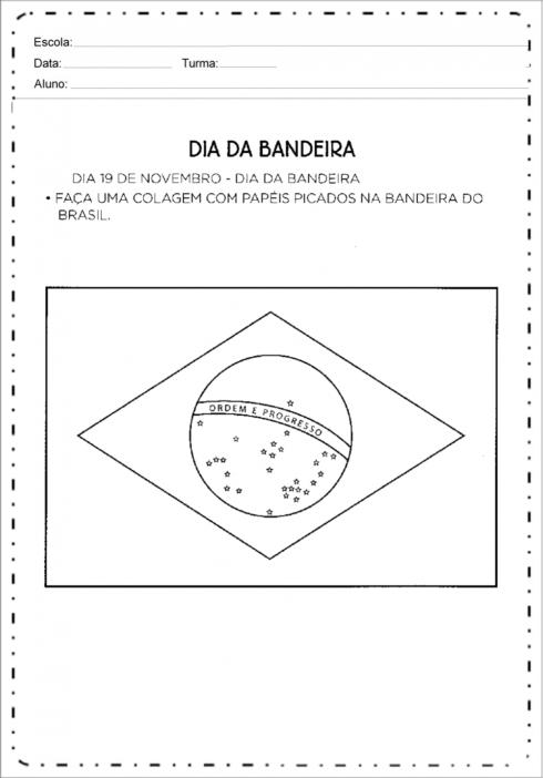 imagem 13 490x702 Atividades da Bandeira do Brasil para Imprimir, confira