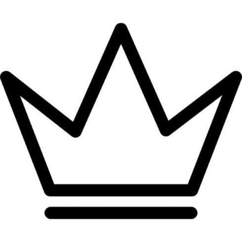 imagem 14 8 490x490 Molde de Coroa para Imprimir, atividades de Artes