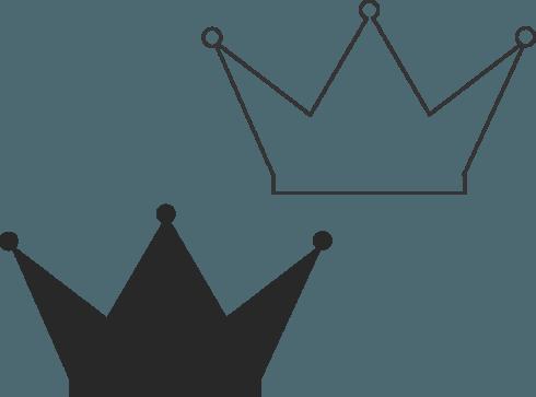 imagem 16 2 490x363 Molde de Coroa para Imprimir, atividades de Artes