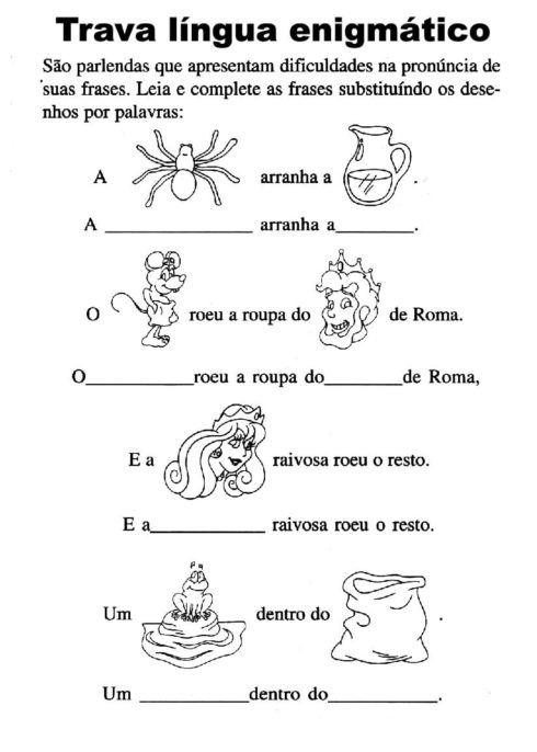 imagem 18 7 490x686 Atividades Trava Língua Infantil para baixar e Imprimir