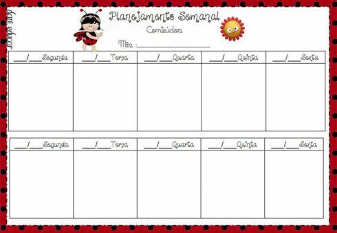 imagem 2 2 490x339 Tabela de planejamento semanal para Imprimir, Modelos