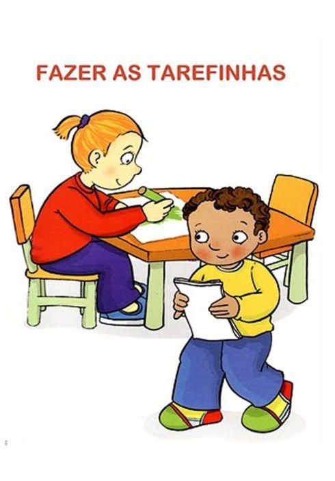 imagem 2o 490x703 Regrinhas e combinados para imprimir para Educação Infantil