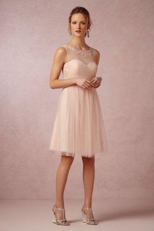 imagem 3 19 490x735 Vestidos para Madrinha de Casamento 2019 2020, Jeitos de usar