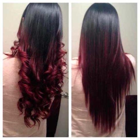imagem 3 2 490x490 Cabelo Ombré Hair visuais Incríveis e charmosos