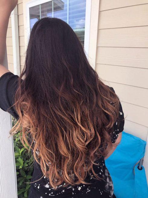 imagem 3 3 490x654 Cabelo Ombré Hair visuais Incríveis e charmosos