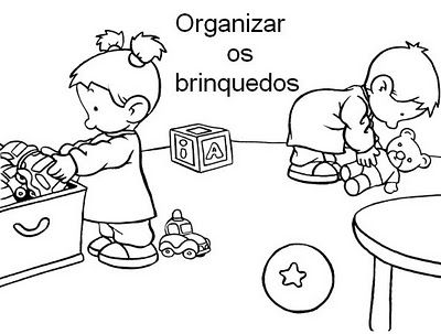 imagem 3 53 Regrinhas e combinados para imprimir para Educação Infantil