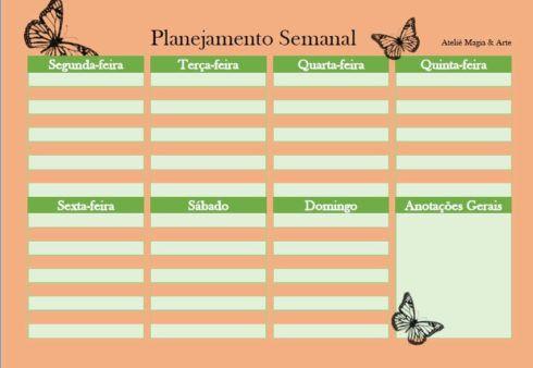 imagem 3 7 490x338 Tabela de planejamento semanal para Imprimir, Modelos