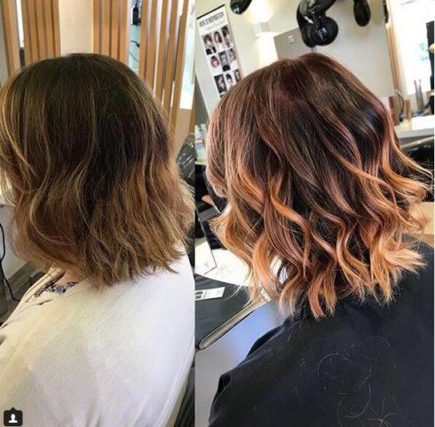 imagem 33 3 490x481 Cabelo Ombré Hair visuais Incríveis e charmosos
