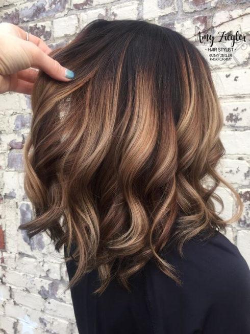 imagem 34 2 490x653 Cabelo Ombré Hair visuais Incríveis e charmosos