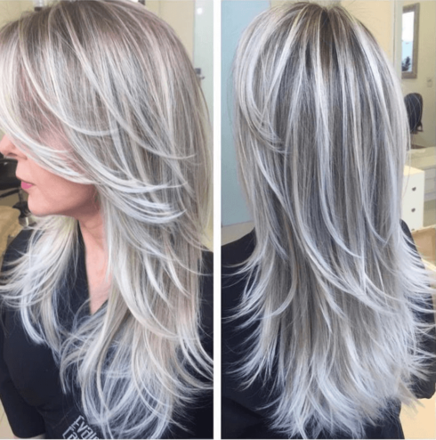 imagem 36 490x494 Cabelo Ombré Hair visuais Incríveis e charmosos