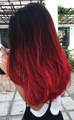 imagem 37 3 310x500 Cabelo Ombré Hair visuais Incríveis e charmosos