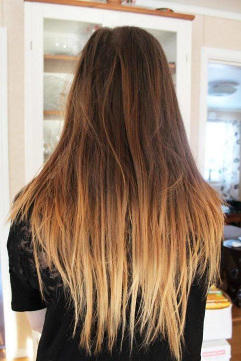 imagem 39 1 490x735 Cabelo Ombré Hair visuais Incríveis e charmosos
