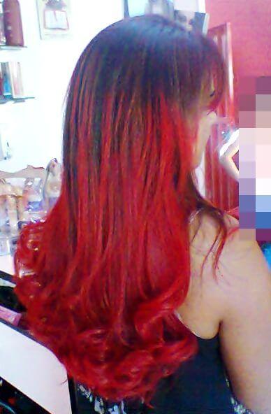 imagem 4 2 Cabelo Ombré Hair visuais Incríveis e charmosos