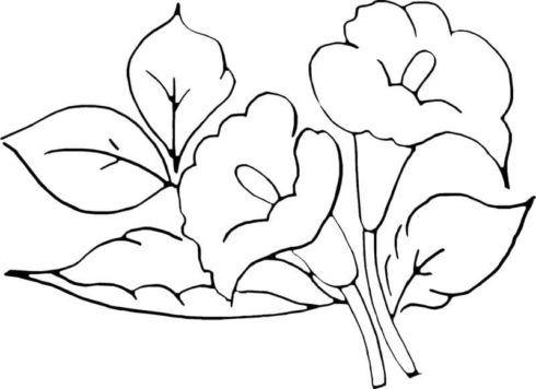 imagem 4 34 490x356 Moldes de Desenhos para Pintura em Tecido, veja