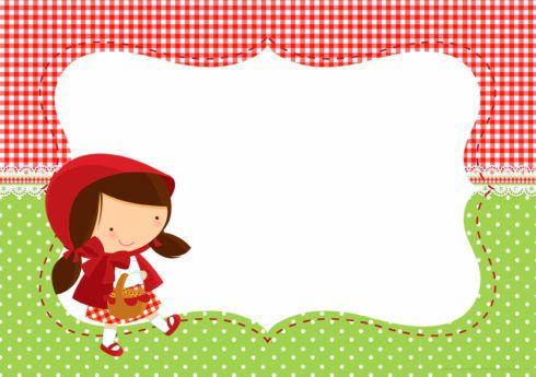 imagem 4 56 490x345 Decoração Festa Chapeuzinho Vermelho de Aniversário infantil