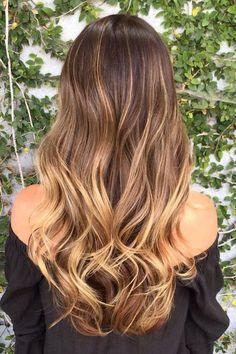 imagem 41 2 Cabelo Ombré Hair visuais Incríveis e charmosos