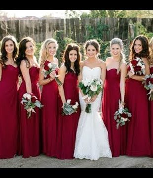 imagem 42 1 310x360 Vestidos para Madrinha de Casamento 2019 2020, Jeitos de usar