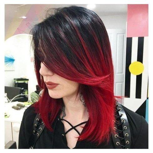 imagem 42 2 490x490 Cabelo Ombré Hair visuais Incríveis e charmosos