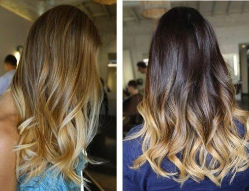 imagem 42 3 490x376 Cabelo Ombré Hair visuais Incríveis e charmosos