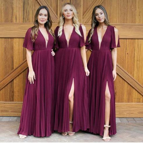 imagem 43 1 490x490 Vestidos para Madrinha de Casamento 2019 2020, Jeitos de usar