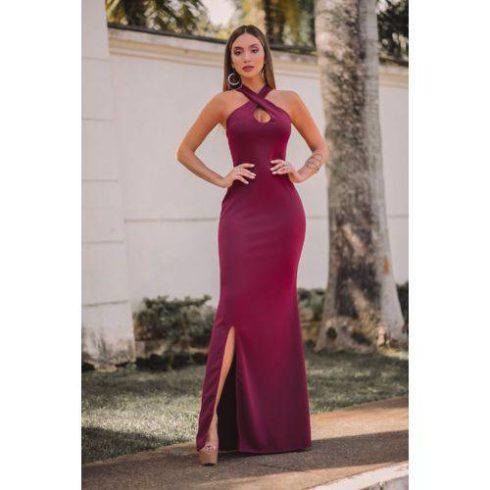 imagem 45 1 490x490 Vestidos para Madrinha de Casamento 2019 2020, Jeitos de usar