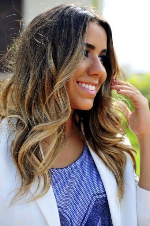 imagem 46 1 490x736 Cabelo Ombré Hair visuais Incríveis e charmosos