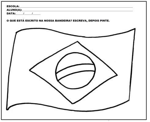 imagem 5 2 490x398 Atividades da Bandeira do Brasil para Imprimir, confira