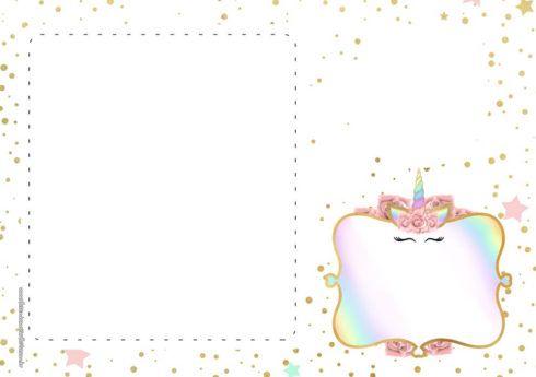 imagem 5 47 490x345 Decoração festa Unicórnio para Aniversário Infantil, ideias