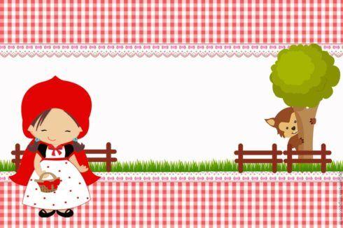 imagem 5 60 490x326 Decoração Festa Chapeuzinho Vermelho de Aniversário infantil