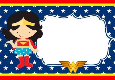imagem 6 21 490x343 Festa de Aniversário Mulher Maravilha para Meninas, Conheça