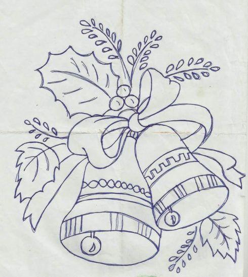 imagem 6 36 490x546 Moldes de Desenhos para Pintura em Tecido, veja