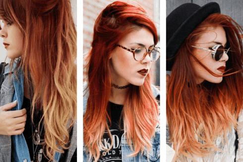 imagem 6 490x327 Cabelo Ombré Hair visuais Incríveis e charmosos