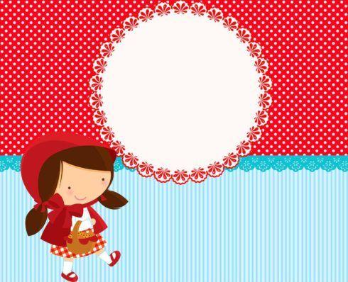 imagem 6 59 490x398 Decoração Festa Chapeuzinho Vermelho de Aniversário infantil