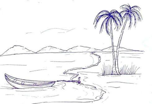 imagem 7 12 490x337 Moldes de Desenhos para Pintura em Tecido, veja